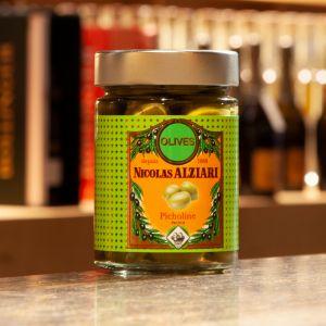 Olives Picholine 200g Alziari