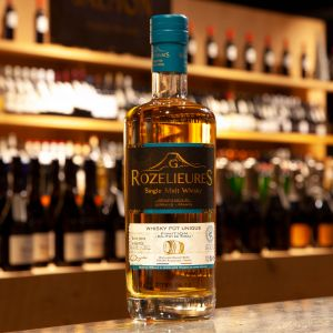 Rozelieures Single Cask Whisky Tokaj