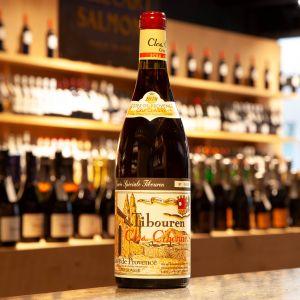 Clos Cibonne Cuvée Spéciale Tibouren 2019