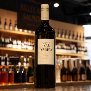 Chateau Val d'Arenc 2017 rot