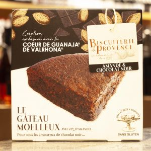 Mandelkuchen Guanaja Valrhona Schokolade
