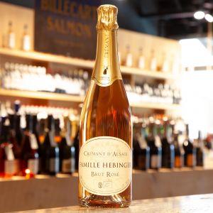 Hebinger Cremant d'Alsace Rosé Brut