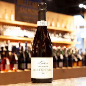 Champagne Gonet-Medeville 1er Cru Tradition