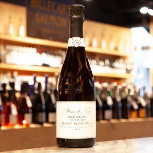 Champagne Gonet-Medeville 1er Cru Blanc de Noirs