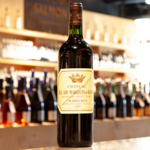 Chateau Bel Air Marquis d'Aligre 2005