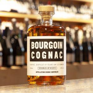 Cognac Bourgoin XO Double Lie 2010