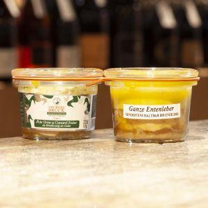 Foie gras de Canard Entier en Gelée Georges Bruck 50g