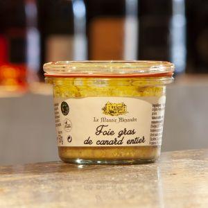 Foie gras de Canard Le Manoir Alexandre 50g