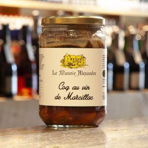 Coq au Vin de Marcillac Le Manoir Alexandre 650g
