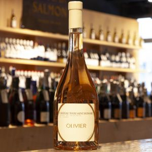 Chateau Tour St Honore Olivier rose 2020 -bio-