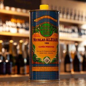 Huile d'Olive Alziari Cuvée Prestige 1l