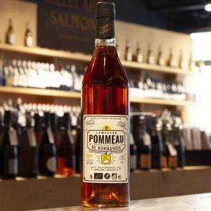 Domaine Lemasson Pommeau de Normandie -bio-