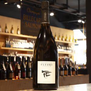 Champagne Fleury Fleur de l'Europe Extra-Brut Magnum -bio-