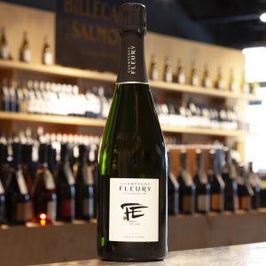 Champagne Fleury Fleur de l'Europe Brut Nature -bio-