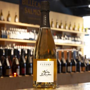 Champagne Fleury Notes Blanches Brut Nature 2014 -bio-