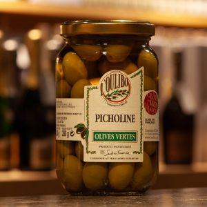 Olives Vertes Picholine L'Oulibo