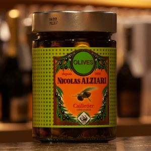 Olives Cailletier Alziari 220g