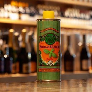 Huile d'Olive Alziari Basilic 250ml