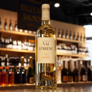 Chateau Val d'Arenc blanc 2017