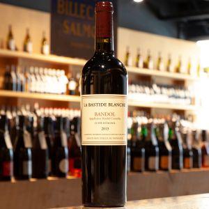 La Bastide Blanche Cuvée Estagnol 2015 -bio-
