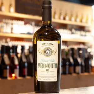 Distiloire Vermouth blanc Douce Folie -bio-