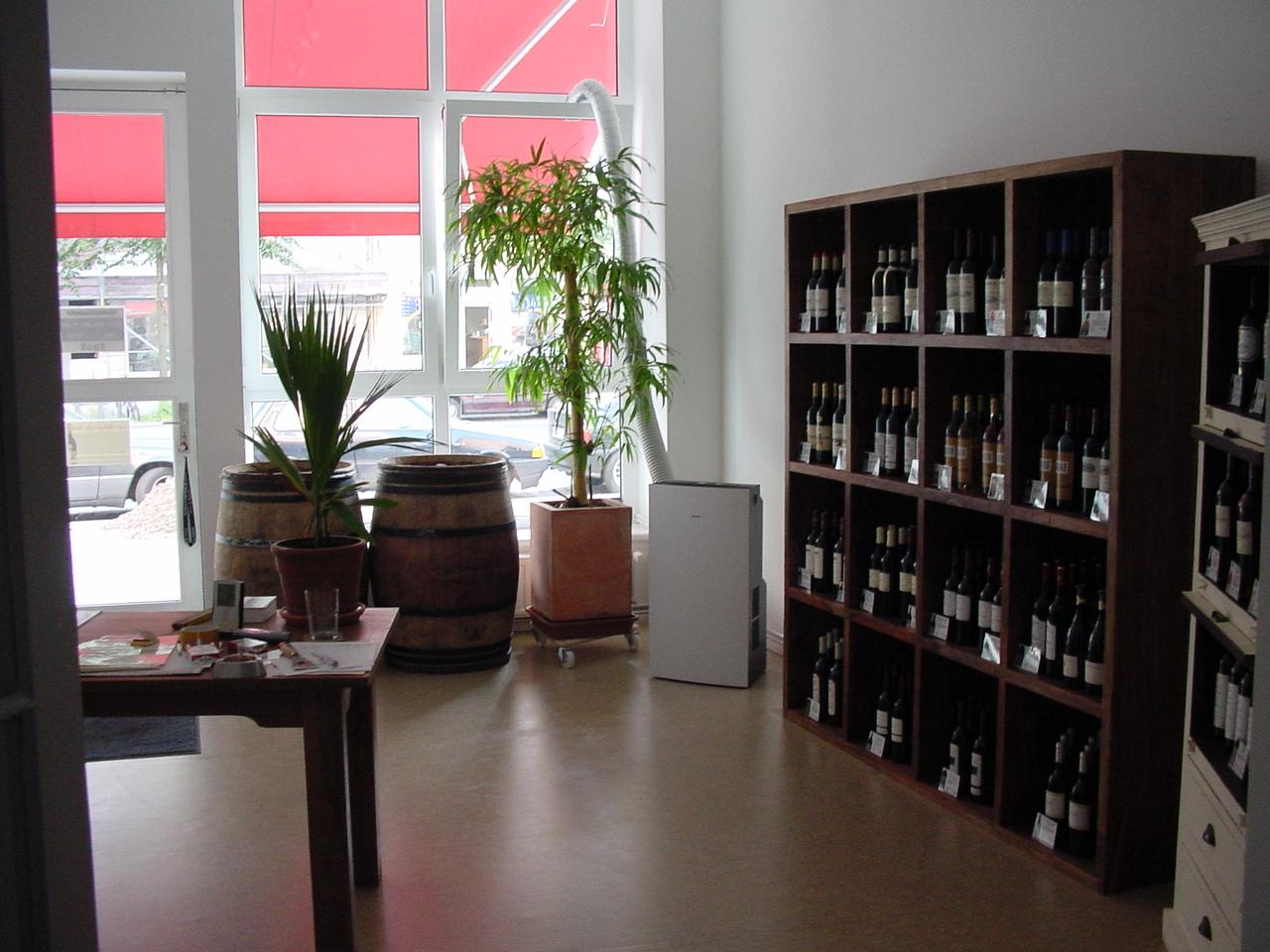Les Amis Du Vin - seit 2002 finden Sie bei uns mit Leidenschaft und Erfahrung ausgesuchte Weine
