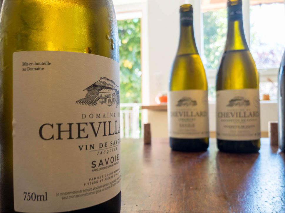 Spannende Weine aus der Region Savoien