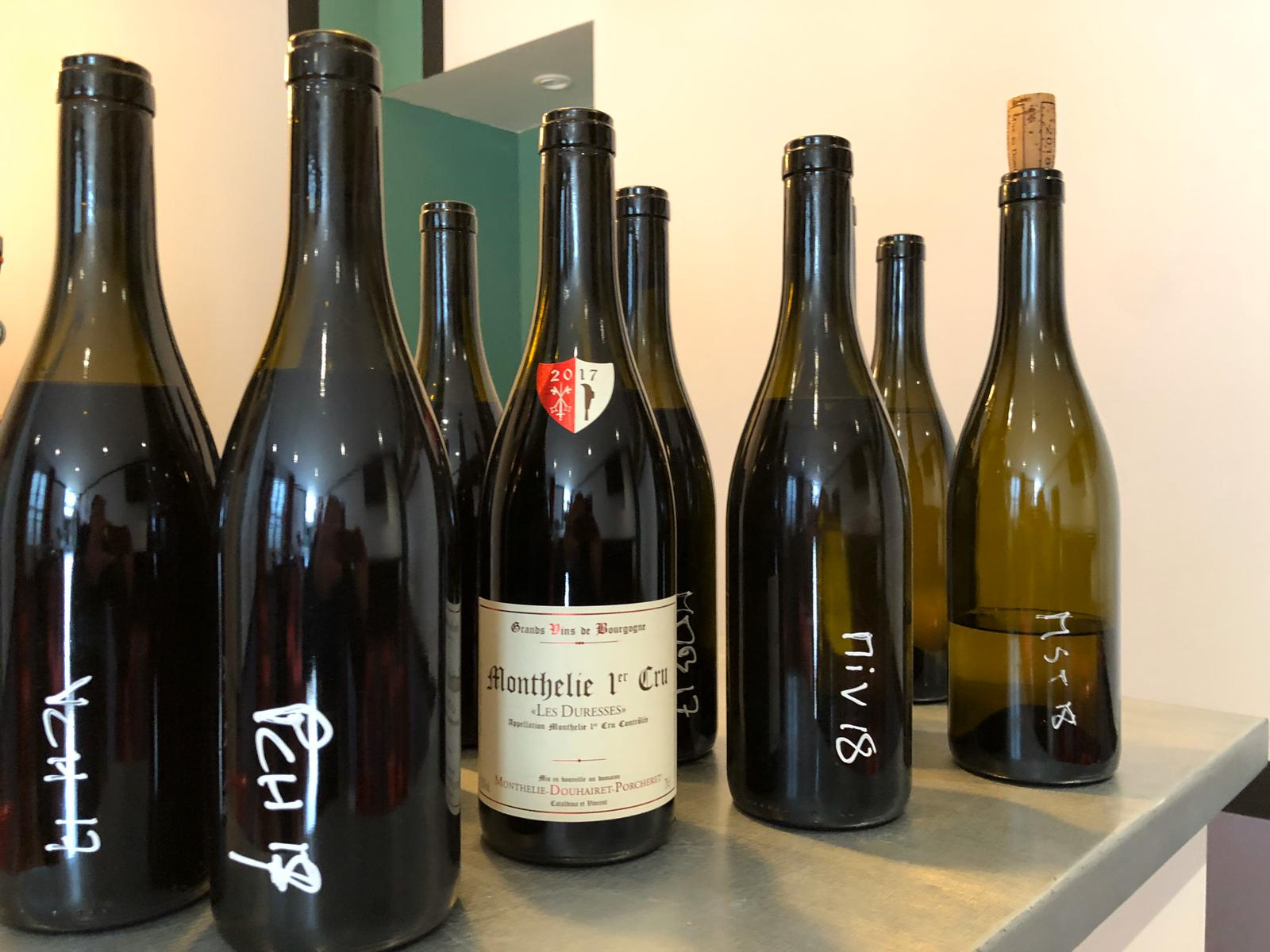 Weinreise - Teil 1 - Burgund im Herbst 2019