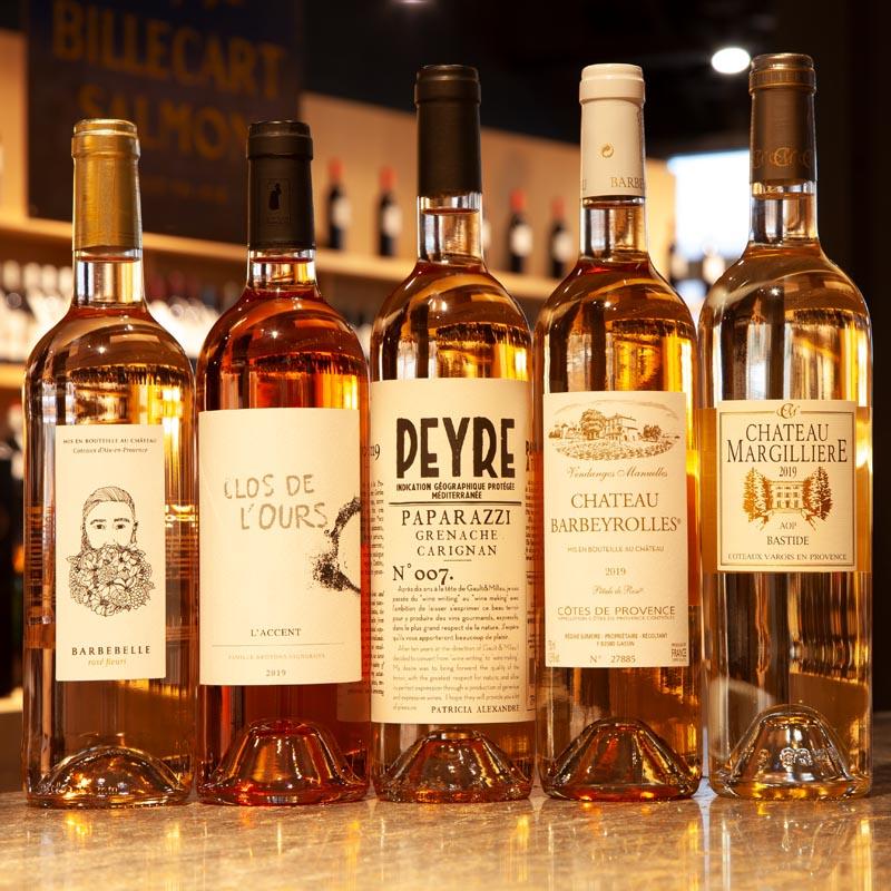 Rosé aus der Provence 2019