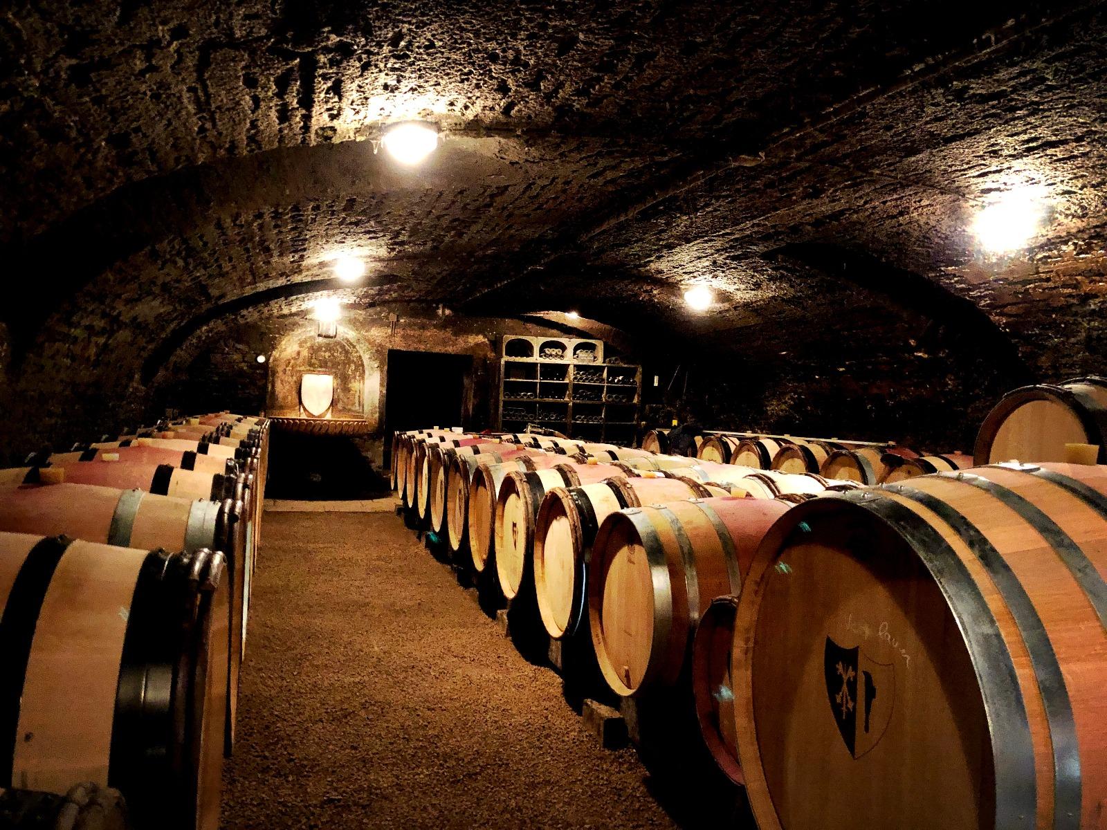Weinverkostung bei Domaine Monthelie Douhairet Porcheret