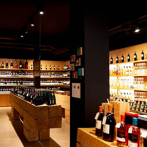 Weinstore im Münchner Zentrum Glockenbachviertel - Les Amis Du Vin